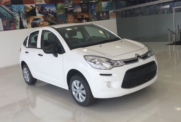 Citroen C3 Pure Tech 0Km.