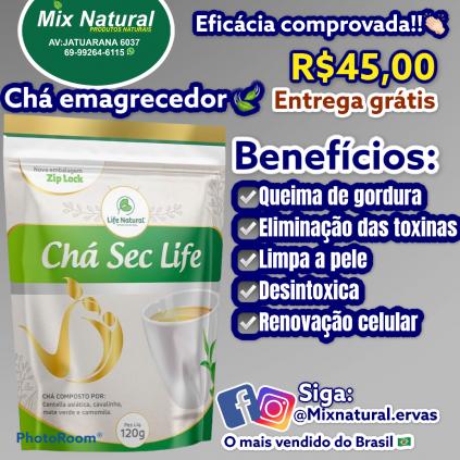 Chá Sec Life