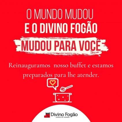 DIVINO FOGÃO DO SHOPING