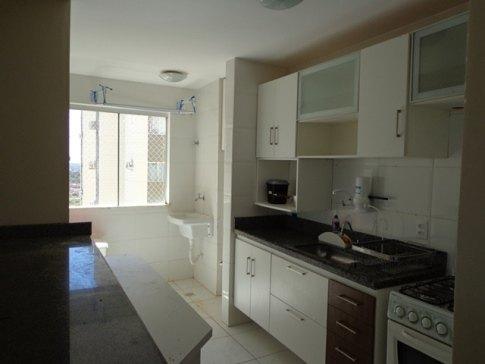 Vendemos apartamento no Brisas do Madeira com 3 quartos semi mobiliado
