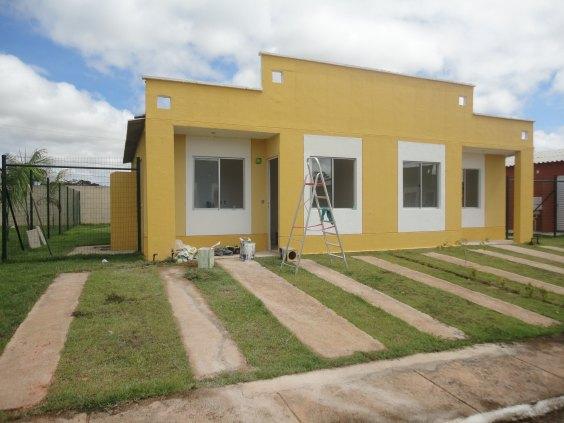 Casa Bairro Novo 2 quartos Gardênia