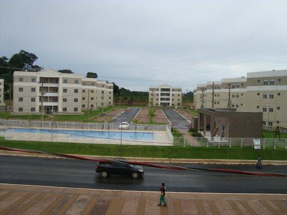 Alugo Apartamento Bairro Novo