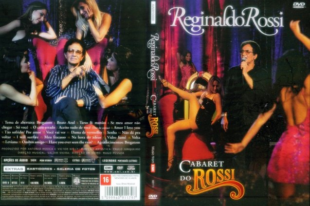 DVD: Reginaldo Rossi