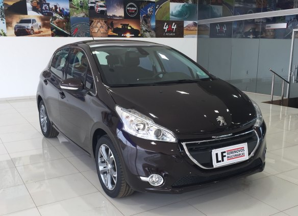 Peugeot  208 GRIFFE (TOP)-Cambio Automatico