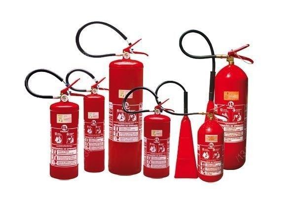 Extintores e Serviços para Adequação a Sistema de Incêndio