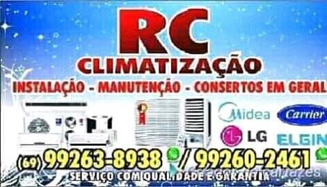 RC CLIMATIZAÇÃO
