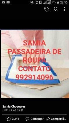 PASSADEIRA DE ROUPA