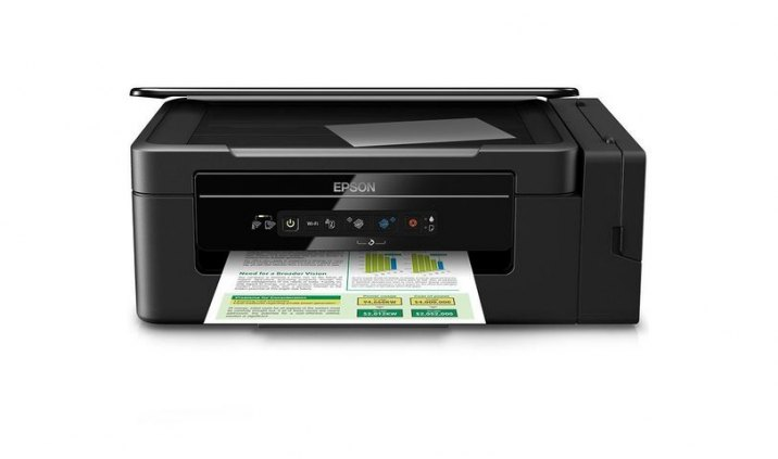 Impressora multifuncional Epson Tanque de Tinta L396 - Wireless Ecotank
