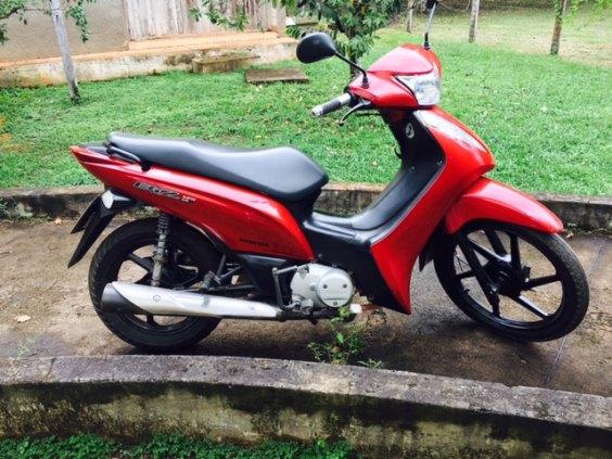 moto biz 125cc.