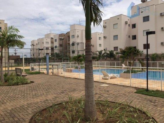 Apartamento 3qts - Garden Club Térreo