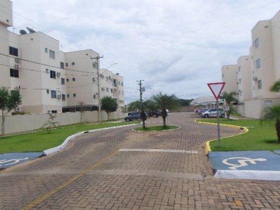 Apartamento Gardem Club 2 qts
