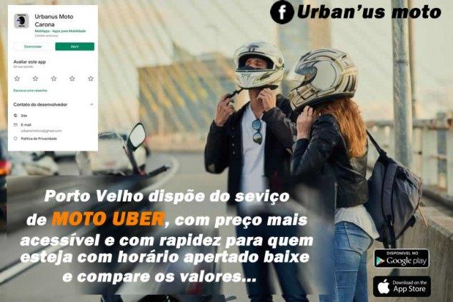 aplicativo de corrida de moto