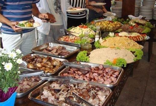 Promoção de buffet