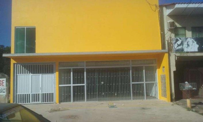 Prédio Comercial Centro