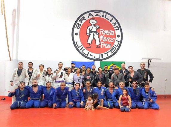 Academia de Jiu Jitsu