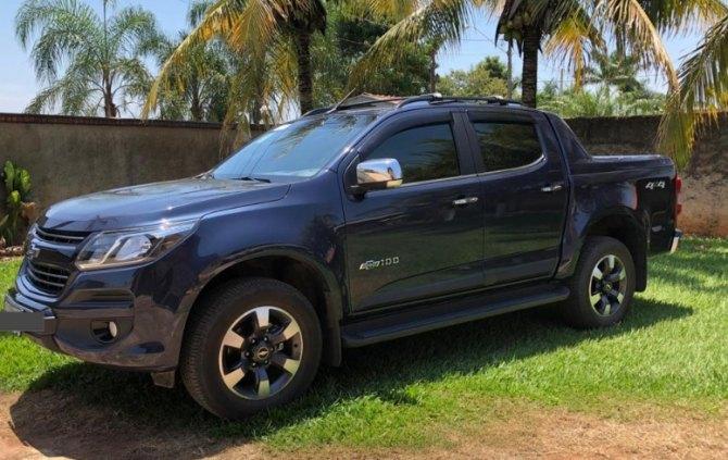 Chevrolet S10 top