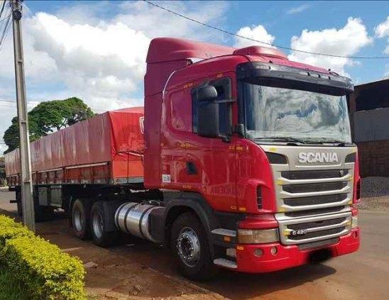 Scania 124 420 ( chama no whats )