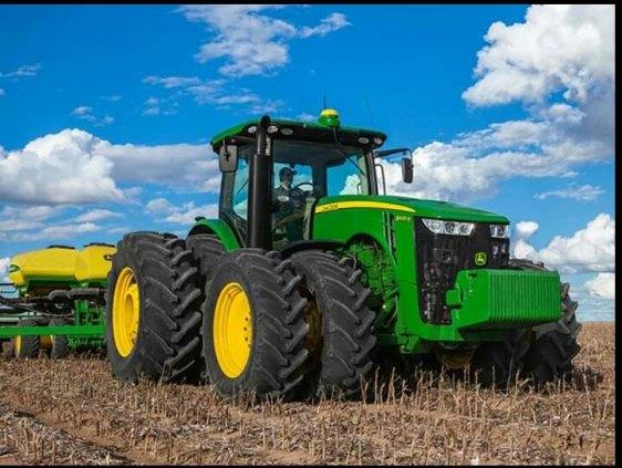 Máquina agrícola