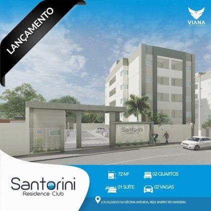 Santorine Club. Apartamentos na planta