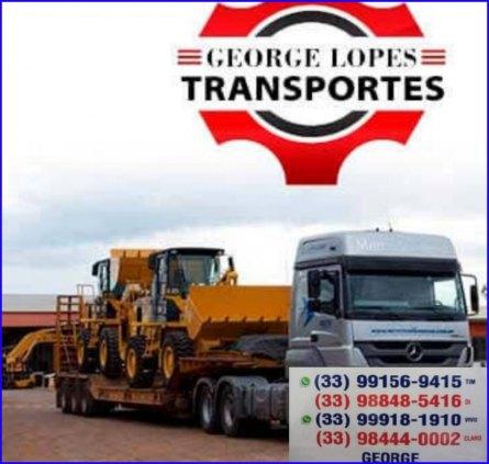 Transporte de mudanças e cargas para toda cidade