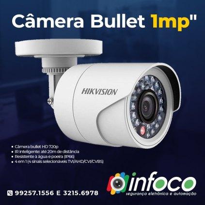 Câmera de Segurança HIKIVISION