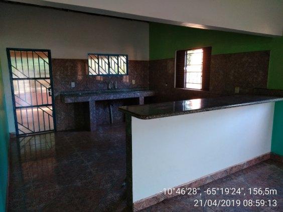 Aluga-se residência em Guajará-mirim