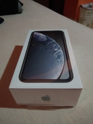 iPhone XR 128 preto