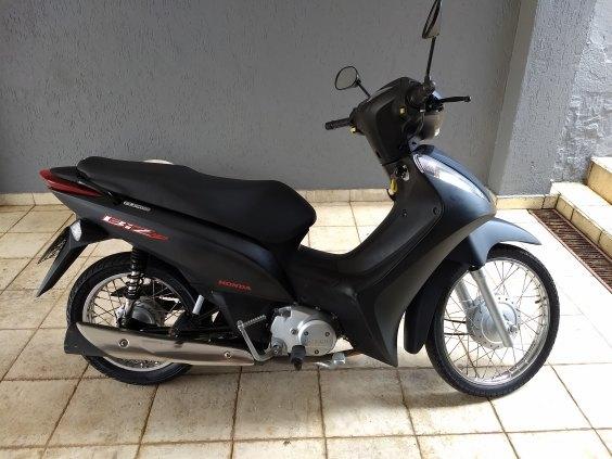 Moto Honda/Biz 125 ES