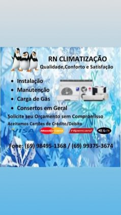 RN CLIMATIZAÇÃO
