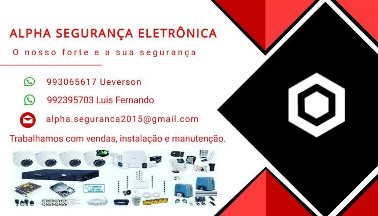 Câmeras, Instalações e Manutenções