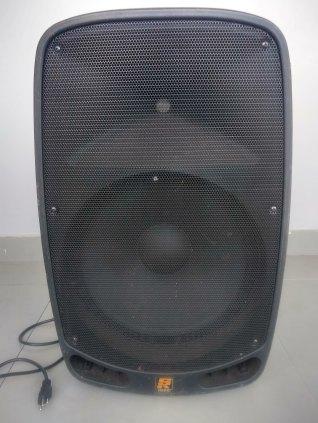 R$ 990 Caixa de som amplificado Staner (caixa ativa)