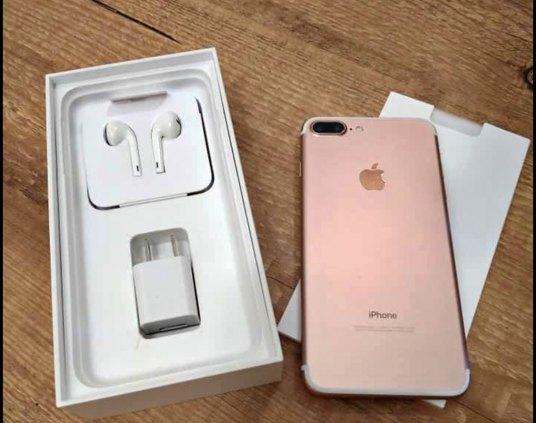 Iphone 7 plus Rose - Desbloqueado