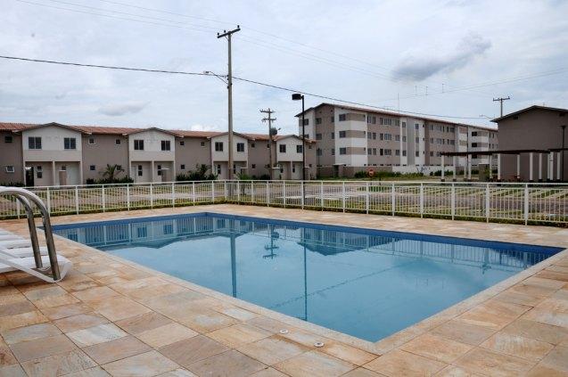 Locação Apartamento 02 quartos - condomínio total ville 1 - bairro aeroclube - antes do MAKRO