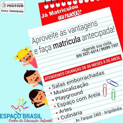Creche Espaço Brasil