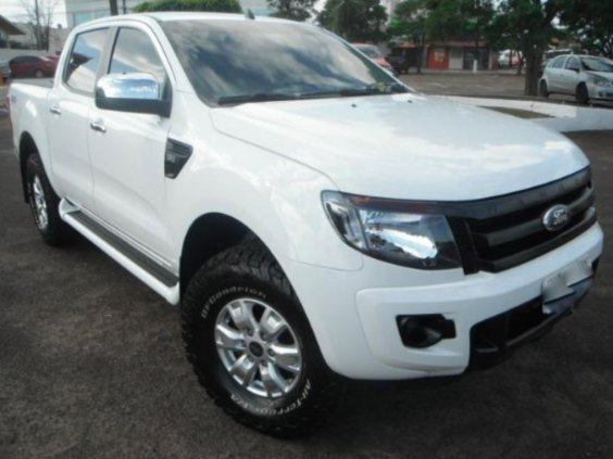 Ford Ranger XLS, 3.2 Turbo, Diesel, 4x4, Automático, Completo, 65.000km, 2016