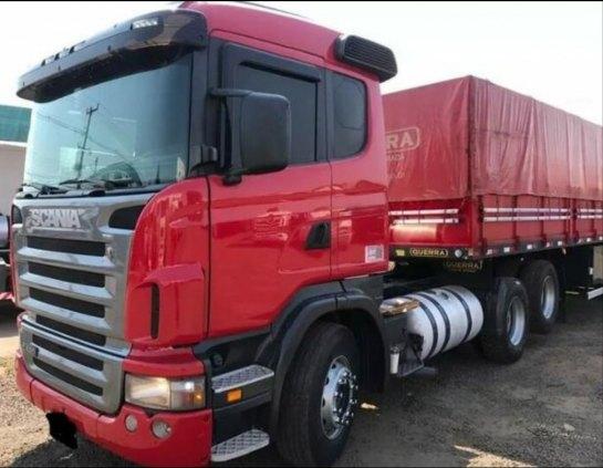 Scania G420 - 6x2 / LS Guerra 2013, Completo, Revisado, 650.000 km, 2009
