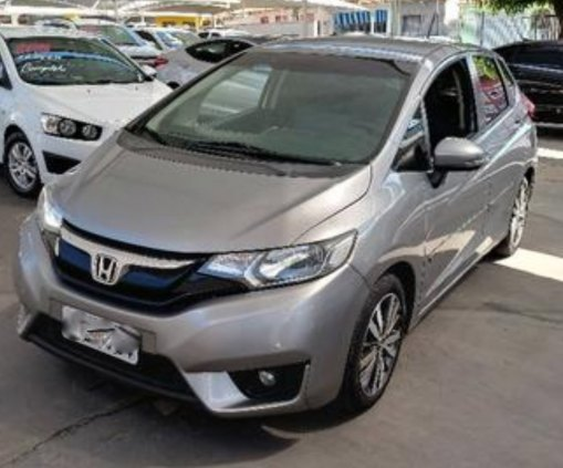 Honda Fit Completo, 2016