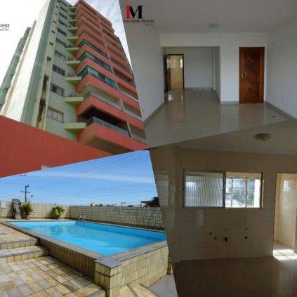 Vendemos apartamento com 3 quarto no Residencial Porto do Sol