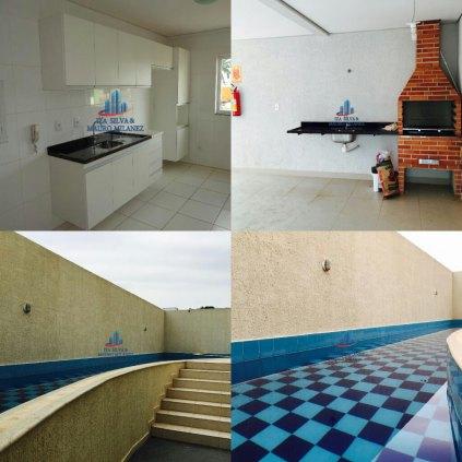 Vendemos apartamento com 3 quartos, área de 118 m²