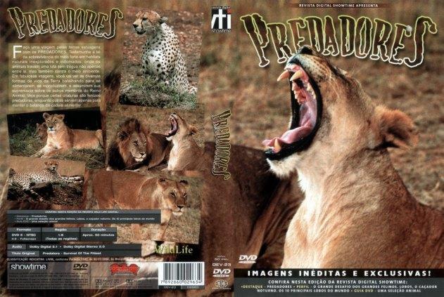 DVD Predadores