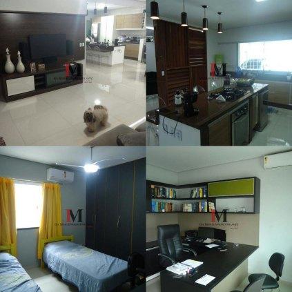 Vendemos casa com 3 quartos no bairro Costa e Silva