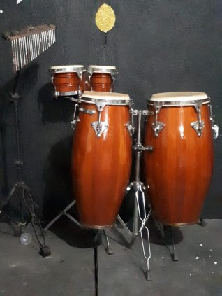 Congas - Bongós