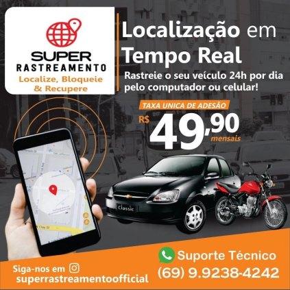 GPS Rastreador Veicular