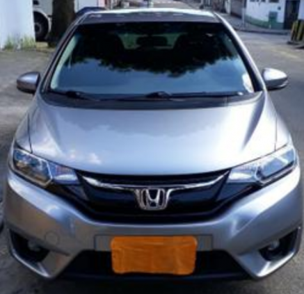 Honda Fit  Completo 2016