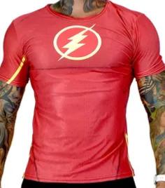 Camiseta 3D Super Herois