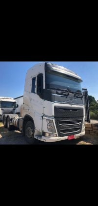 Volvo Fh 540 Globetrotter Ishift 2016 6x4 Bug Leve