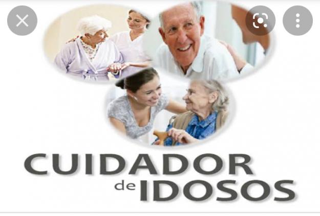 Dora cuidadores de idosos e acompanhantes hospitalar