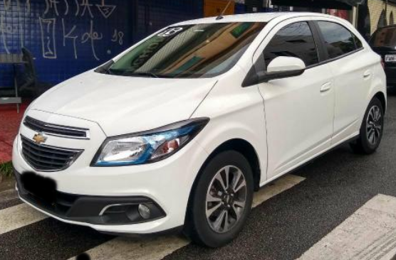 Chevrolet Onix LTZ 1.4 Flex 2015 manual completo 43.000 km