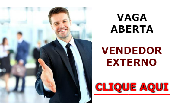 Vendedor Externo - Porto Velho