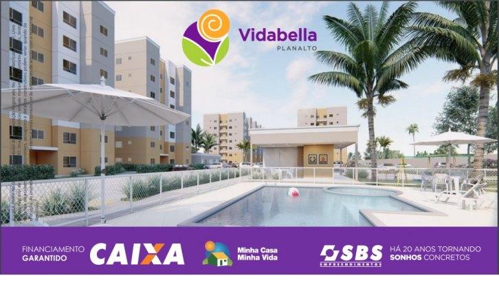 apartamento vidabella planalto